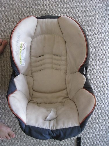 Car Seat Before