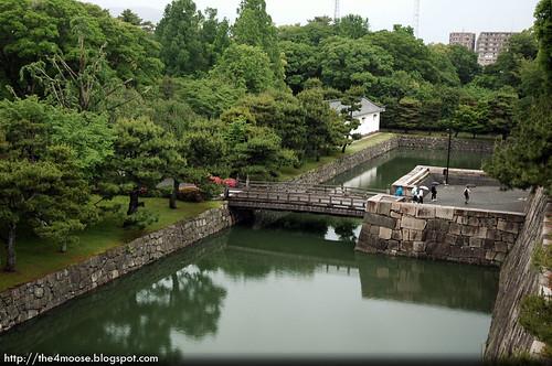 Nijo Castle 二条城 - Inner Moat