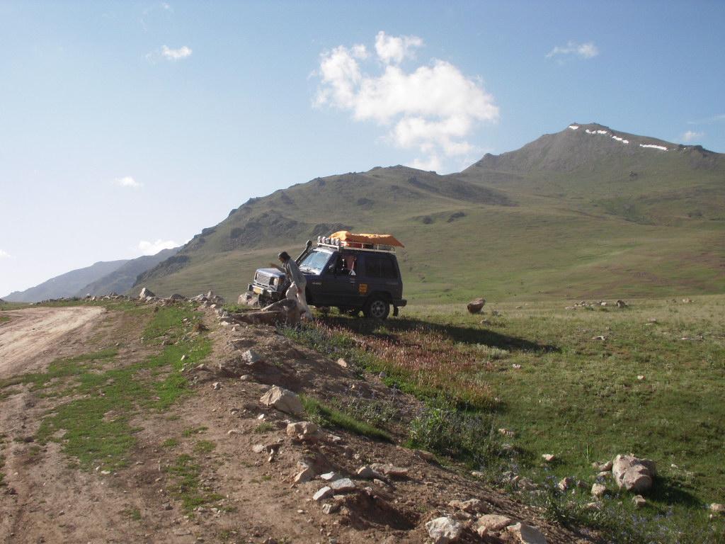 Team Unimog Punga 2011: Solitude at Altitude - 6029191569 3c1a395f5e b