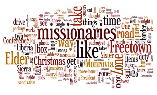 A glimpse of Mormon missionary life in Sierra Leone