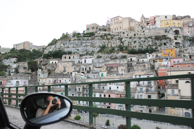 quick drive-by of ragusa ibla, sicily