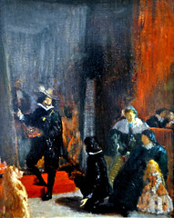 Edgar Degas - In Memory of Velazquez, 1858 at Neue Pinakothek Munich Germany (mbell1975) Tags: art museum germany painting munich mnchen deutschland gallery museu muse musee m memory edgar impressionism museo degas impression impressionist velazquez muenchen muzeum neue 1858 pinakothek in mze museumuseum