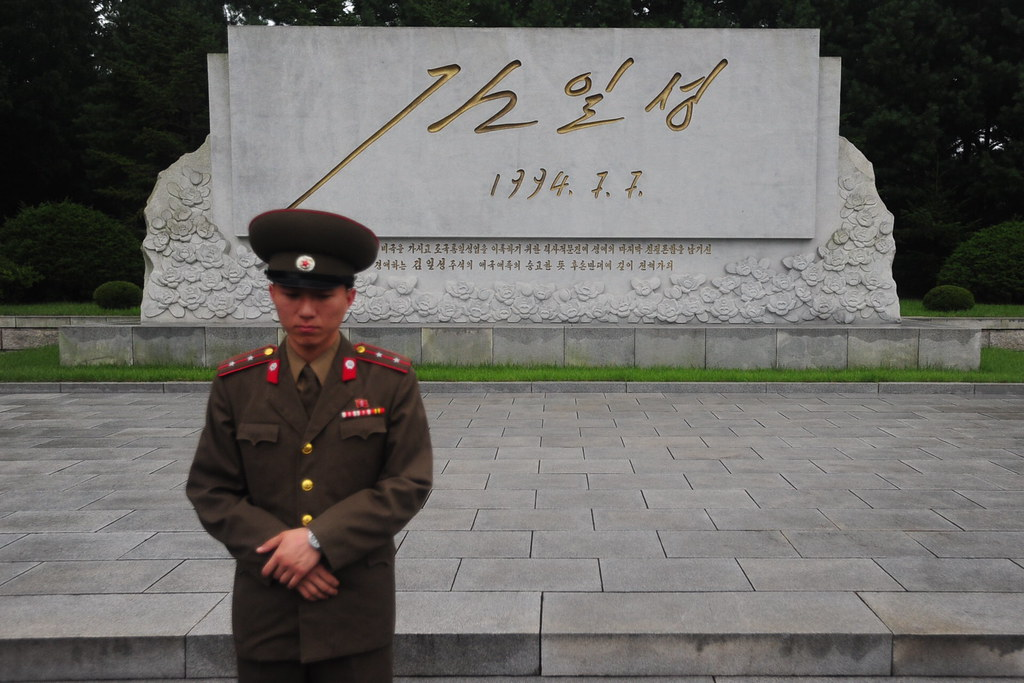 An American In North Korea – How I Got In