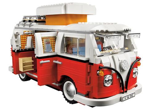 10220 Volkswagen T1 Camper Van by Dunechaser