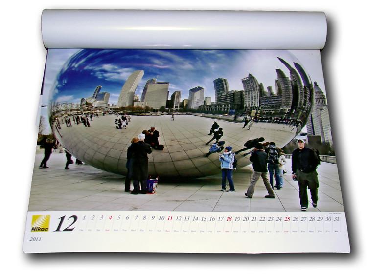 Nikon Calendar 2011