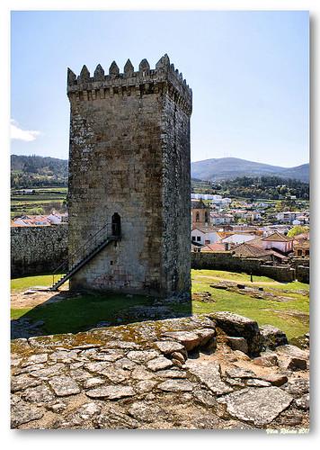 Torre de menagem do castelo de Melgaço #2 by VRfoto