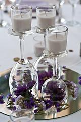 Purple flower eaters.