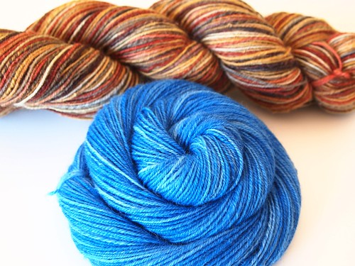 FCK-special blue BFL-2oz-chain plied-195yds