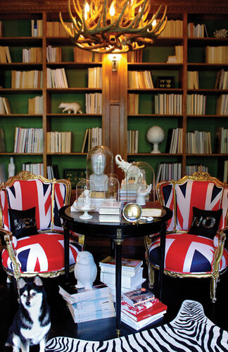 Union Jack Chairs