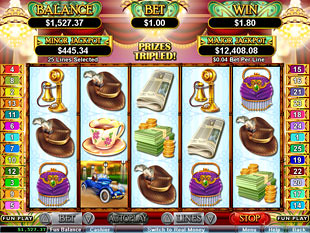 free Glitz and Glamour slot free spins