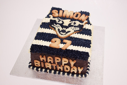Geelong Cats Cake