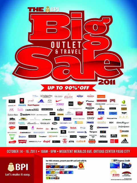 BPI Big Sale 0928