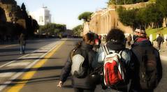 Noi credevamo #2 (-BeNnO-) Tags: roma italia gente 14 universit pisa popolo dicembre berlusconi noi 2010 scuola colosseo mondo vittoria manifestazione nazionale corteo crisi cambiare scontri decreto gelmini credevamo scillipoti