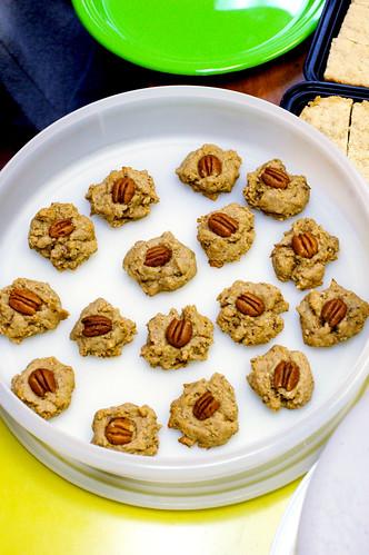 Date Pecan Cookies