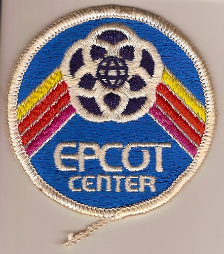 EPCOT Center patch