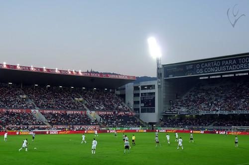 Vitória 0-1 Sporting