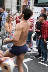 LONDON GAY PRIDE 2011 (thejollyroger) Tags: london proud lesbian march rainbow regentstreet homo bisexual homosexual queer bi homosexuality 2011 july2011 pride2011 londongaypride2011