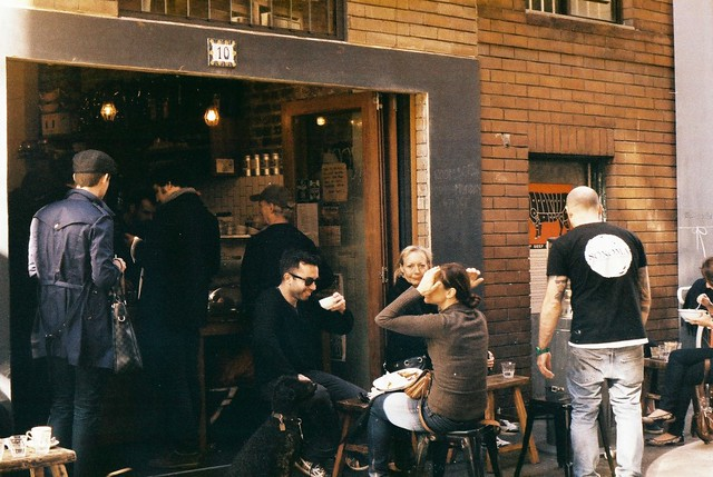 favourite café