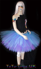 Pixie pleated Tutu (TuTu-Topia) Tags: tutuskirt customtutu