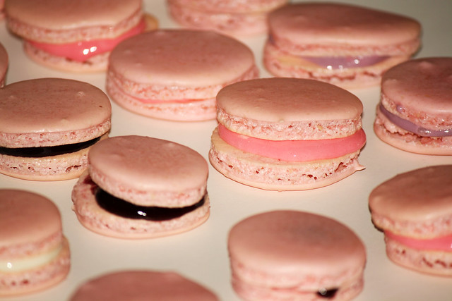 Day 312 - Homemade Macarons