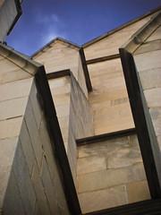 Wonk (Junk Story) Tags: experimental perspective churches upshot parallellines unphotos kodakeasysharec613