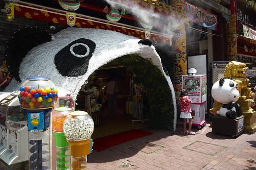 yokohama panda