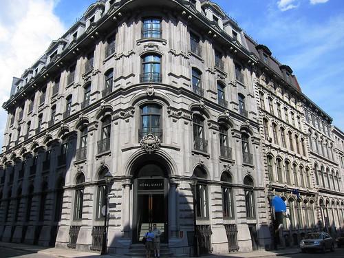 Hotel on Rue Ste. Helene