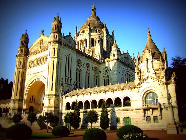 Basilica of Lisieux