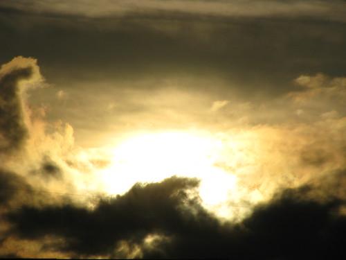 Sunlit Sky