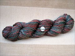 Armstrong Woods Redwood handspun