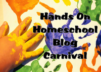 hands on carnival button