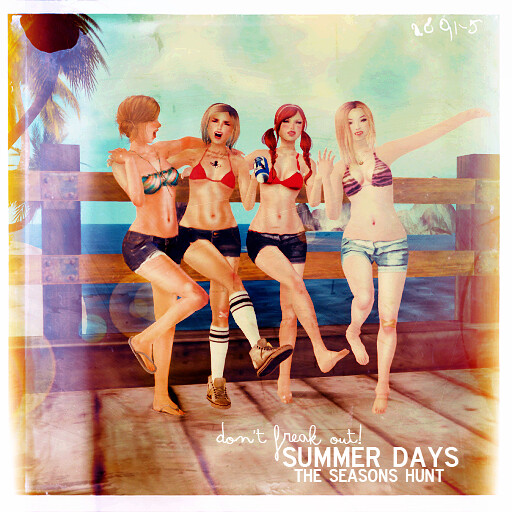 dfo! summer days