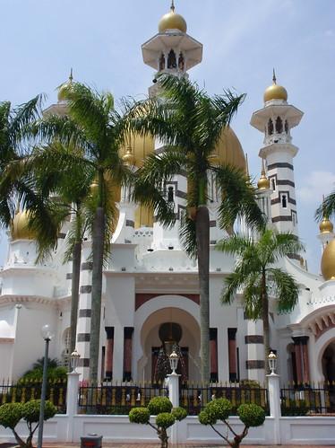 Kuala Kangsar Ubudiah Mosque