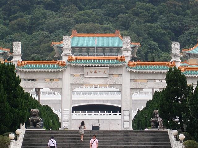 S5463九ふん観光と台北市内観光