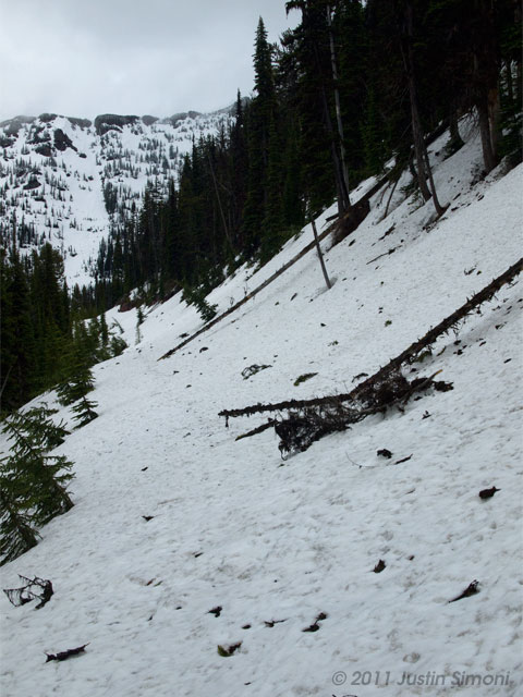 Richmond Peak, Montana