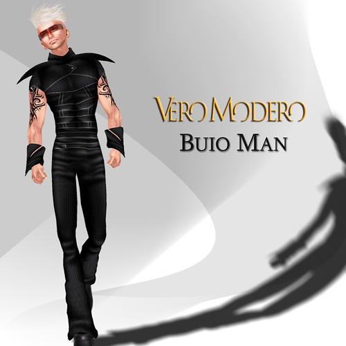 Vero Modero - Buio Man by Bouquet Babii / Vero Modero