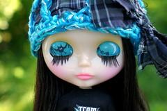 Layla's Eyelids