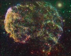 Jellyfish Nebula (IC 443) (NR) (kappacygni) Tags: jellyfish nebula supernova phd gemini deepspace celestron ed80 baader nebulosity skywatcher ic443 narrowband starlightxpress eq6 supernovaremnant jellyfishnebula Astrometrydotnet:status=solved qhy5 mn190 Astrometrydotnet:version=14400 sxvrh18 competition:astrophoto=2011 Astrometrydotnet:id=alpha20110533114418 astro:gmt=20110108t2230 astro:subject=ic443