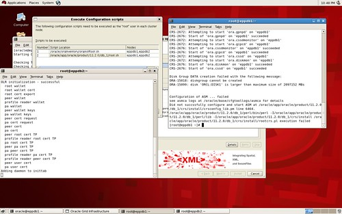 Oracle Maximum ASM Size