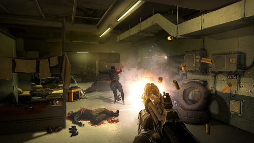 30 Minutes of Deus Ex Human Revolution Gameplay