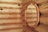 (Gebhart de Koekkoek) Tags: wood reflection mirror finnland cottage holz