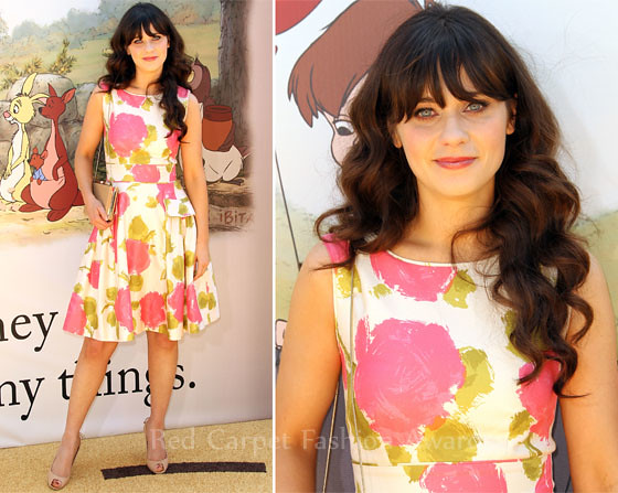 Zooey-Deschanel-in-Kate-Spade