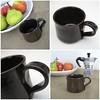 Espresso Cups (Jude Allman) Tags: coffee fruit ceramic ceramics handmade crafts craft pot pots jude pottery stoneware folksy allman tenmoku