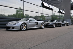 Carrera GT x3 (Rotaermel) Tags: sanfrancisco china california birthday park christmas new city nyc uk trip travel family flowers blue winter wedding friends party summer vacation portrait sky people bw italy music food usa white snow newyork canada paris france flower london art beach nature water girl car festival japan night canon germany photography mercedes benz concert spain nikon europe martin 911 australia ferrari porsche viper corvette lamborghini supercar bentley maserati aston amg