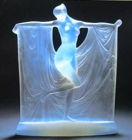 Renee Lalique – poezia sticlei de parfum