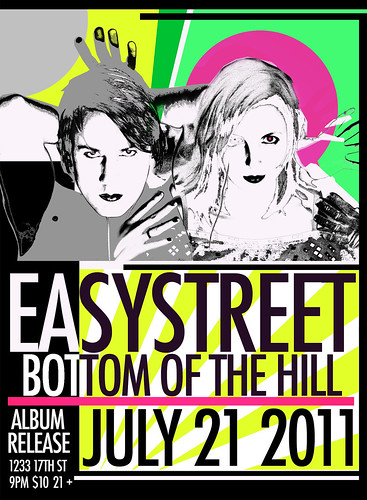 July 21 2011 : Easystreet @ Bottom of the Hill