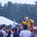 Chicken #2 Crowdsurfing @ Camp Bisco X