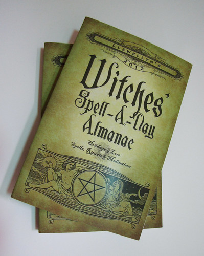 Spell-A-Day Almanac Book