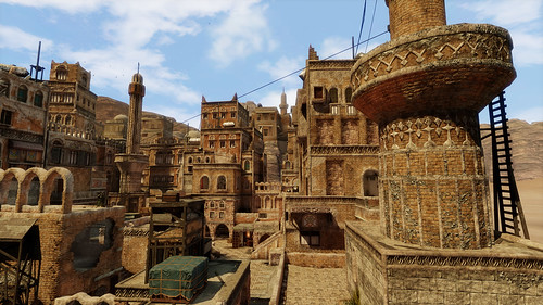 UNCHARTED 3: yemen wide