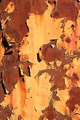 Deterioration (gordeau) Tags: metal rust peeling paint rusty gordon ashby deterioration flickrchallengegroup flickrchallengewinner thechallengefactory gordeau